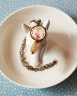 Collier marin chic, collier ancre de bateau fleurie, collier bohème, collier ancre, bijou ancre, bijou marine
