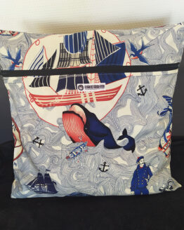 housse de coussin marin, coussin marin, captain petit pois, mode alternative, mode rock, coussin original, housse de coussin fantaisie, coussin fantaisie, housse de coussin originale , sailor, marin rétro, marin oldschool , tattoo , accessoire original, accesoire rétro, accessoire rock, artisanat français, made in france , couture